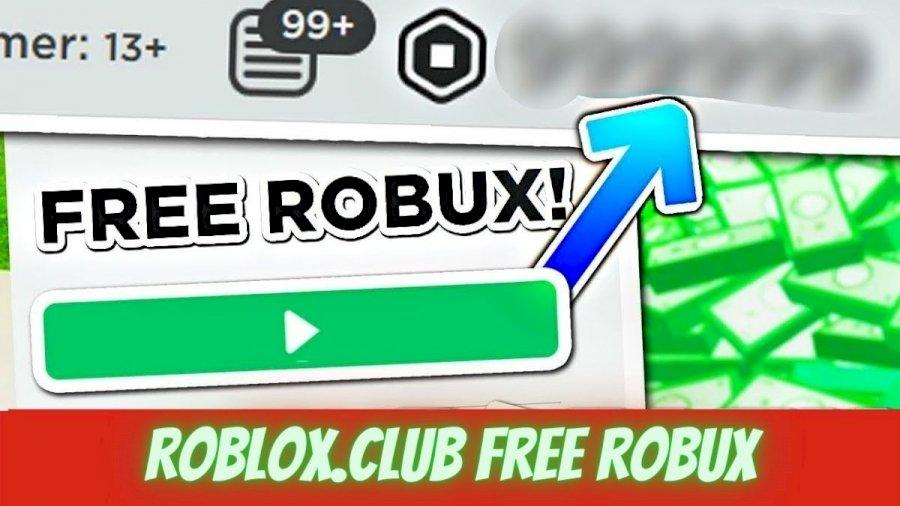 Freerobux.club - Get Free Robux On Roblox