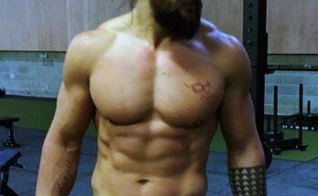 Jason Momoa Gewicht