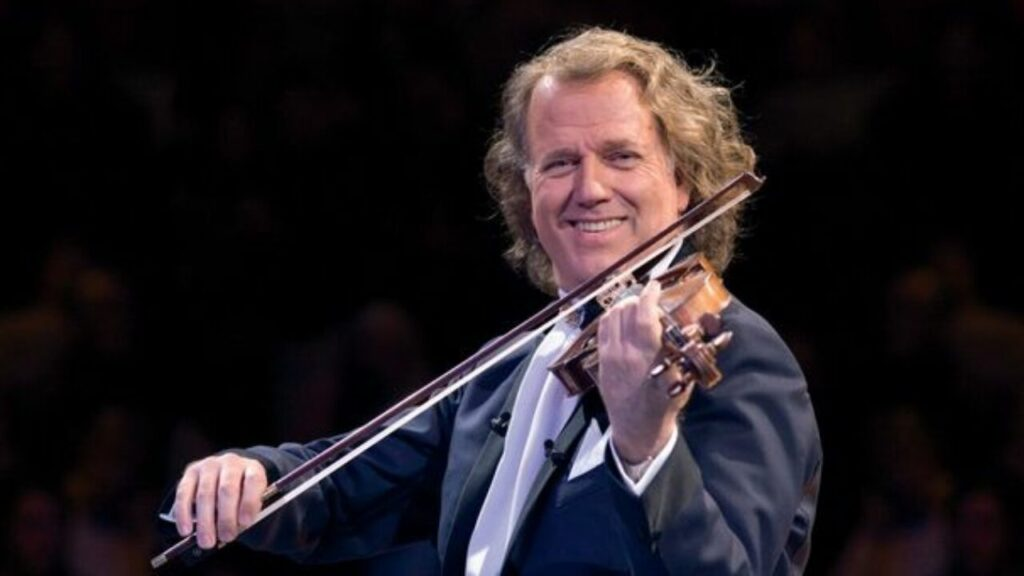 Andre Rieu Eltern