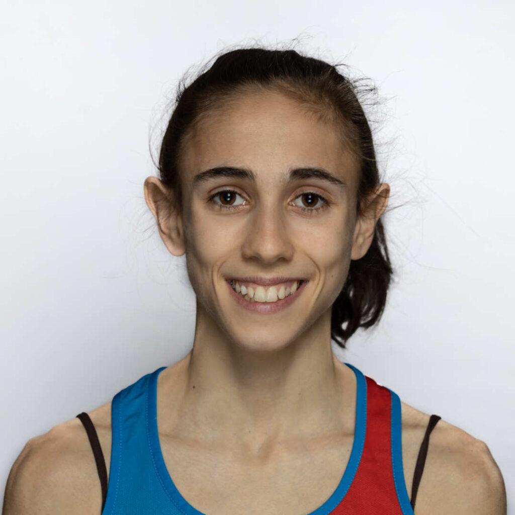 Laura Rogora Gewicht