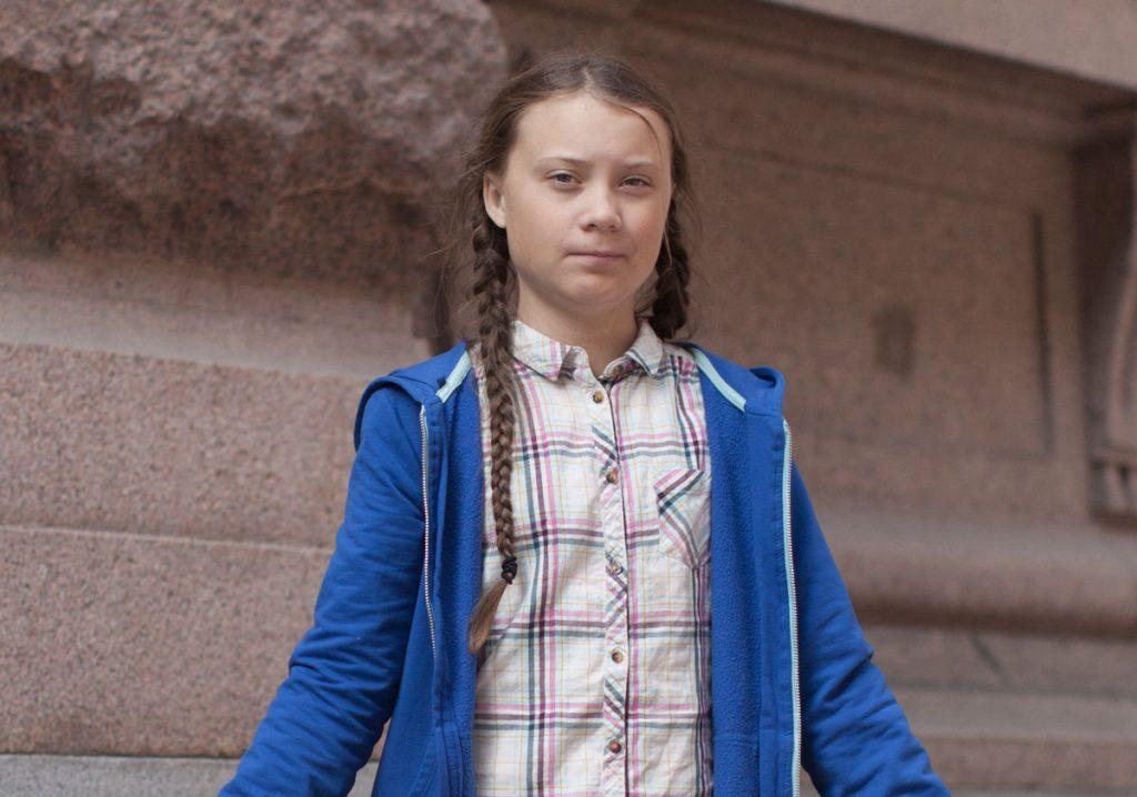 Greta Thunberg Krankheit