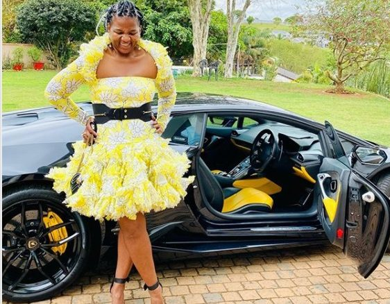 Shauwn Mkhize Net worth